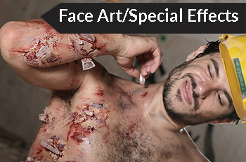 Faceart/Special Effects